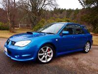 Subaru Impreza 2.5 WRX wagon VERY LOW MILES
