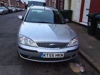 FORD MONDEO ESTATE PETROL 2006