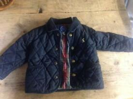 Original Joules Baby Jacket 6-9 months