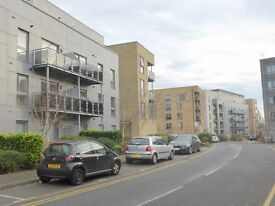 Second floor 2 bed flat with ensuite shower room and sunny balcony