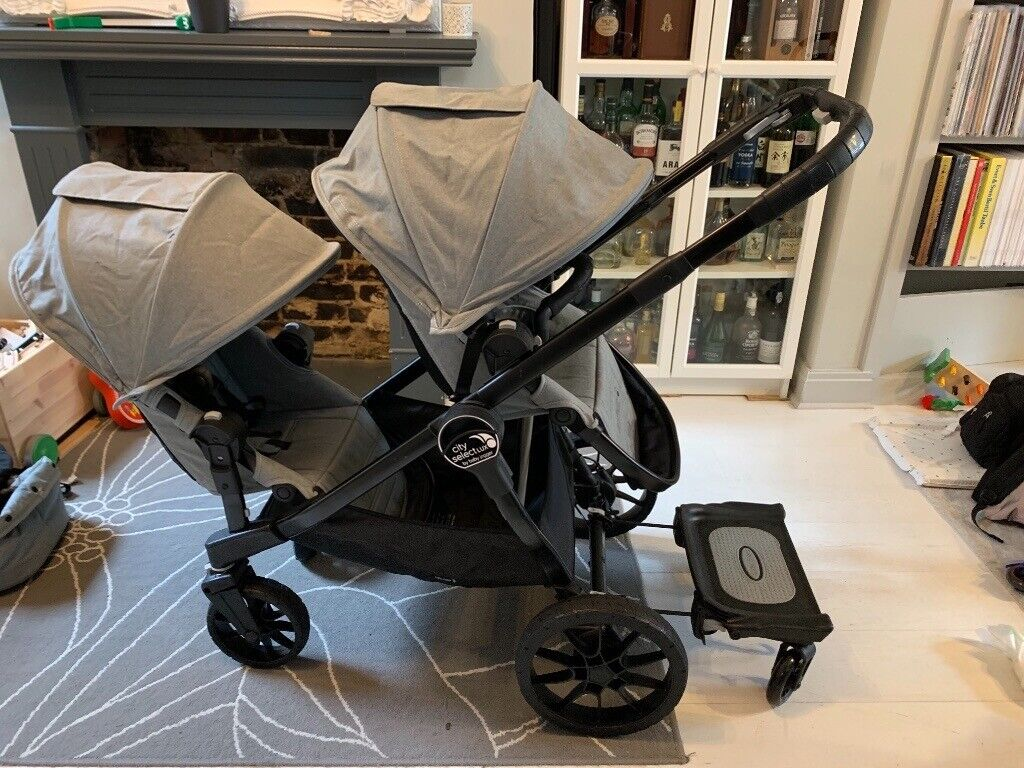 Baby Jogger City Select Lux Double With Load Of Extras In Fulham London Gumtree
