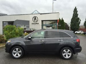 2013 Acura MDX TECH NAVI DVD ACURA CERTIFIED PROGRAM 7 YEARS 130