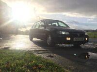 Vauxhall omega limo