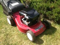 Mountfield petrol mower