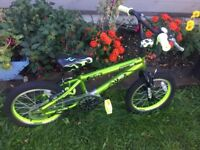 Kent Fade pro 16 childs bike 16 inch wheels for age 5-8 years