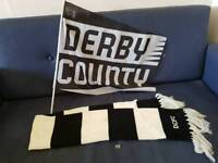 Derby county football items