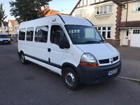 RENAULT MASTER CAMPER CONVERSION/ minibus
