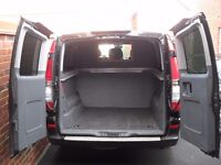 Mercedes Vito Dualiner 150 Sport Long. 6 leather seats