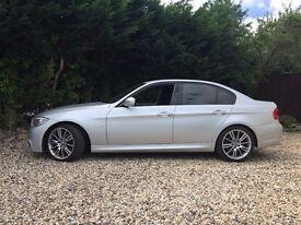 BMW 3 SERIES 2.0 320d M Sport 4dr (start/stop)