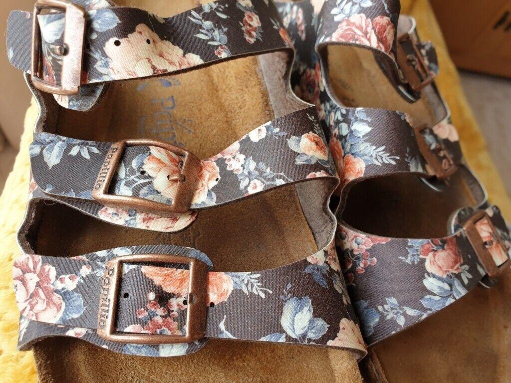 innovative design 588bb 97c2a New Birkenstock Papillio Soft Footbed Size 41 7.5 265 Floral Design | in  Swaffham, Norfolk | Gumtree