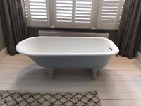 Cast Iron Bath for sale. Great condition for age