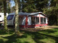Starcamp Cameo Bordeaux caravan awning size 16 1025-1050cm
