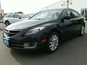 2013 Mazda MAZDA6 GT-14 Leather ! LOCAL ! NO ACCIDENTS !