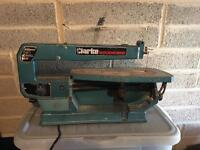 Clarke Woodworker 16'' scroll saw