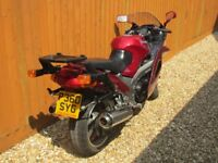 Kawasaki ZZR1100-D4 1996 less than 7000 miles Comes with both top and side boxes