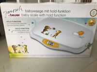 Baby scale by beurer FOR SALE