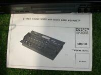 PA Disco equipment for sale £100 ono
