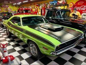 1970 Dodge Collector CHALLENGER T/A, TPS INCLUS!