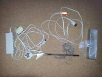 Wii spare power pack bundle.
