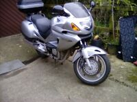 V2 twin shaft drive, lots paperwork and v5, givia maxi top box and touring screen, mot, £1800 ono