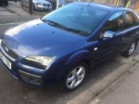 Ford Focus 1.8 Petrol 5-dr 2007 NEW MOT Service History £1100
