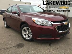 2015 Chevrolet Malibu 1LT (Power Options, Eco Mode, Traction Con