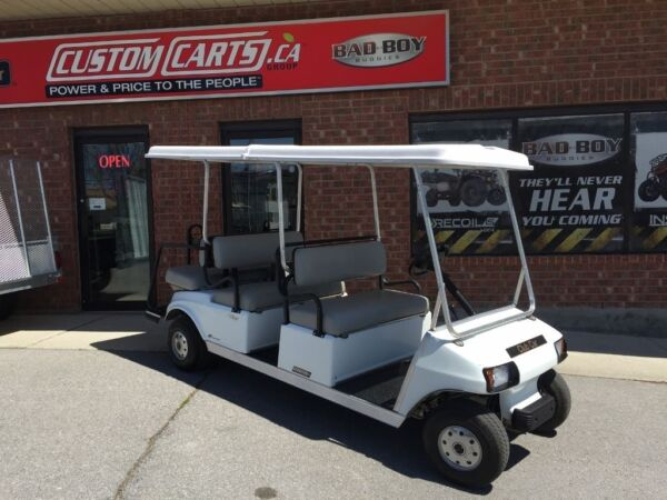 Used 2015 Club Car VILLAGER