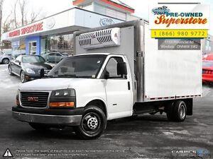 2009 GMC Savana ***Reefer, diesel, clean***