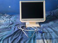 Packard Bell FT500 LCD Flatscreen PC Monitor For Sale
