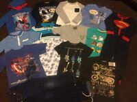 BUNDLE OF BOYS CLOTHES AGE 6-7 GREAT CONDITION 15 ITEMS