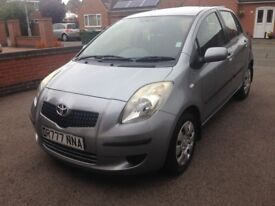 TOYOTA YARIS 1.0 VVTI T3 2006 MODEL