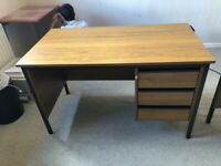 Desk - a heavy duty desk for home or office