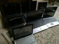 7 laptops spares repairs