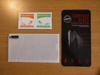 NEW Samsung Galaxy Note II Note 2 Tempered Glass Screen Protector £0.50 each (around 200 available)