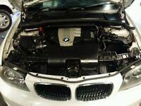 BMW 120d M SPORT ENGINE