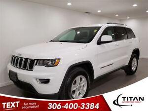 2017 Jeep Grand Cherokee Lardeo|Auto|Cam|Bluetooth|Heated Mirror