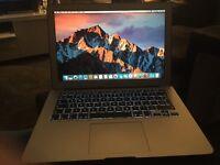 MacBook Air ultra slim model