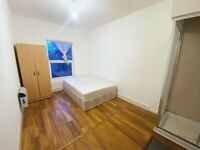 Cosy double room with private shower and toilet. ALL BILLS INCLUDED except elec. FULLY FURNISHED.