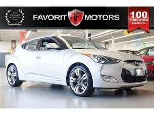 2015 Hyundai Veloster Sunroof, Navigation, Leather