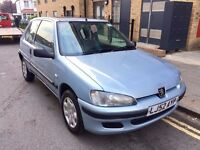 PEUGEOT 106 3 DOOR 1 OWNER FRO NEW 43,000 MILES PERFECT WORKING CAR