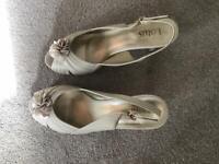 Lotus shoes.