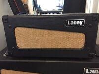 Laney Cub head all valve guitar amplifier 1w/15w nearly new