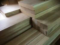 OAK / ASH hardwood timber // boards, planks, slats