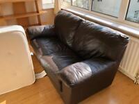 Leather sofas. FREE