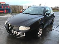ALFA ROMEO 147 2.0 TWINSPARK - MOT DECEMBER 2018 - NEW BRAKES