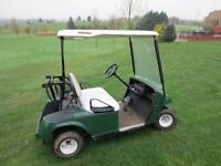 Ezgo golf buggy petrol