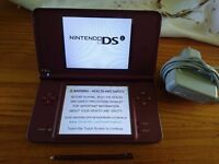 Nintendo DSi XL Wine Red