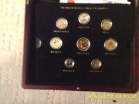 britains golden coin collection