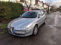 Alfa Romeo 147, 1.6 Petrol, 2003