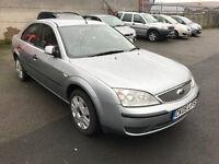 Ford Mondeo 2.0 TDCi LX 5dr - 2005, MOT OCTOBER 2017, DRIVES GREAT, VERY CLEAN, PX TO CLEAR £495